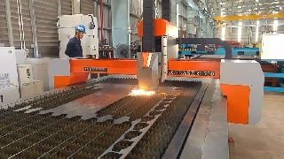 Table Type Laser Cutting CNC Machine
