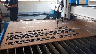 CNCプラズマ/ガスプレート切断機-Sモデル
