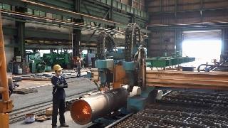 Máquina Cortadora por Plasma/Gas con Biselado CNC para Placa y Tubo – Modelo FSC