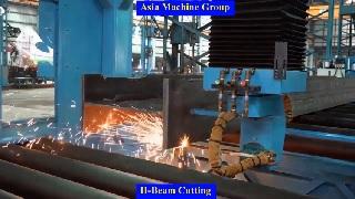 CNC H-Coper Machine