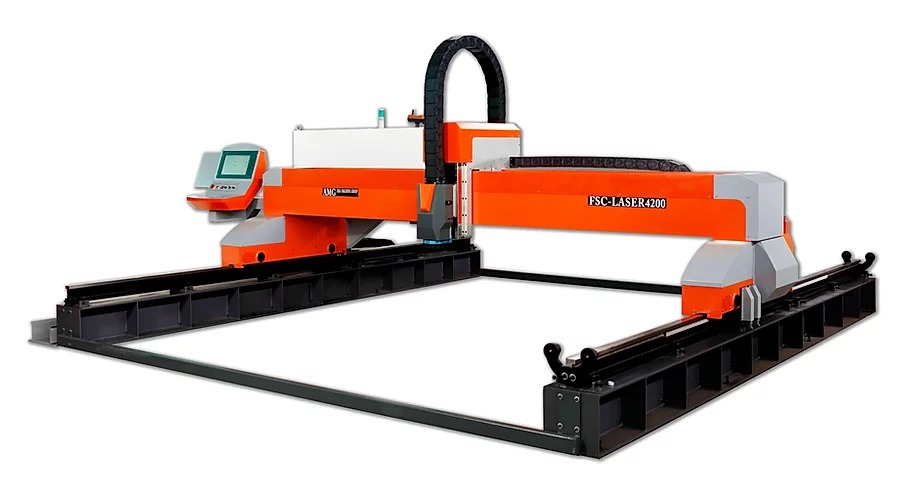 Industrial CNC Laser Cutting Machine for Metal